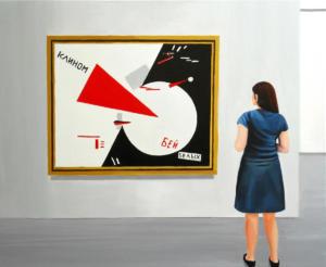 Symbols-create-action,-actions-create-symbols,-acrilico-su-tela,-60-X-50-cm